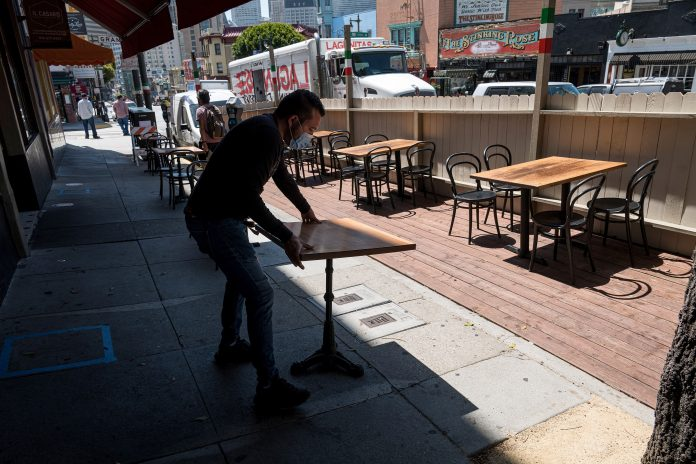 Cold weather brings new fears for struggling restaurant owners