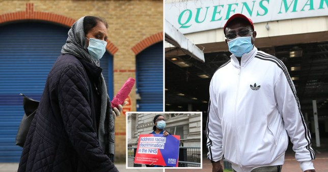 BAME people not genetically more at risk of dying from coronavirus, study says