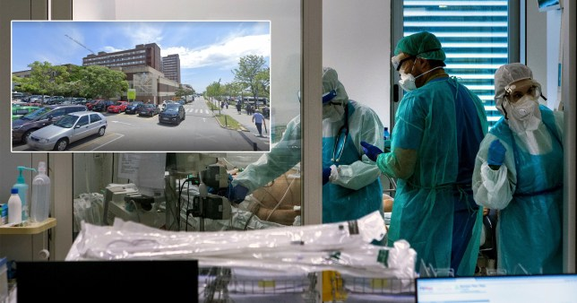 Spanish doctor in intensive care after being reinfected with coronavirus
