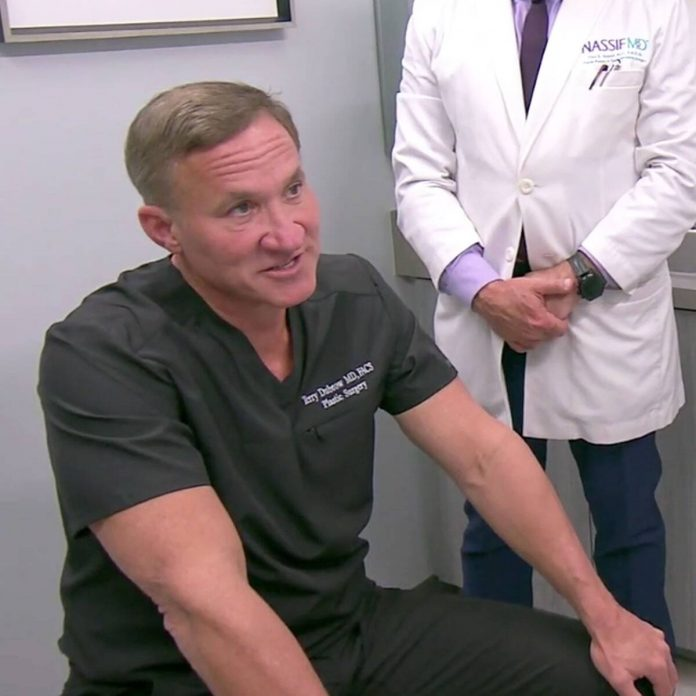 Dr. Terry Dubrow Tackles an