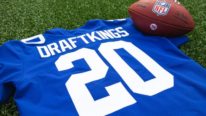 DraftKings, New York Giants agree to exclusive sports betting deal