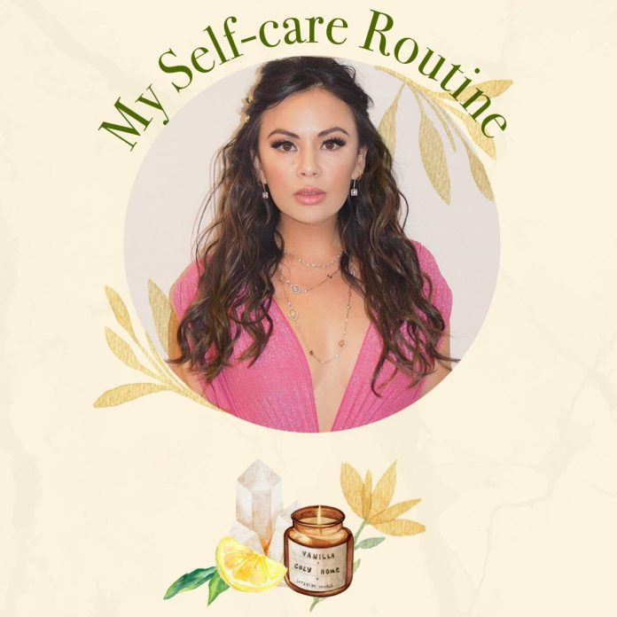 Exclusive: Inside Janel Parrish's Inspiring Self-Care Routine - E! Online