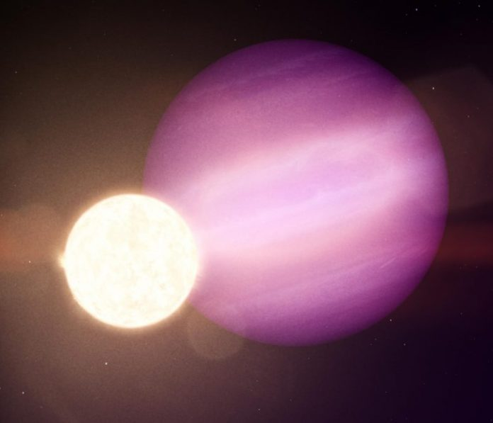 Planet WD 1856 b