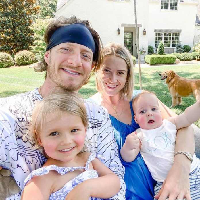 Florida Georgia Line's Tyler Hubbard and Wife Haley Welcome Baby No. 3 - E! Online