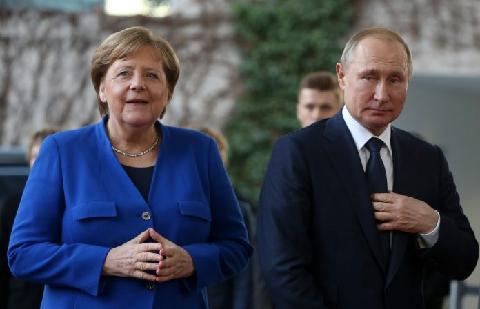 Germany says Navalny poisoning could 'force' rethink of Nord Stream 2