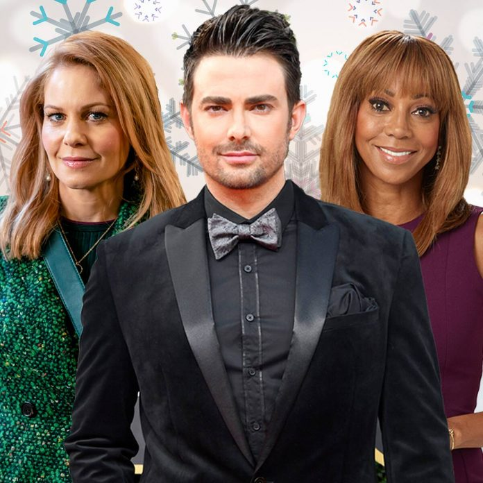Hallmark's 2020 Christmas Movie Slate Is More Diverse Than Ever - E! Online