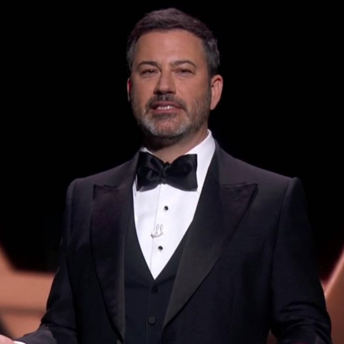 Here's What Happened at Emmys Host Jimmy Kimmel's Zoom After-Party - E! Online