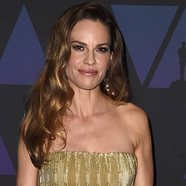 Hilary Swank Sues SAG-AFTRA's Health Plan Over Denial of Coverage - E! Online