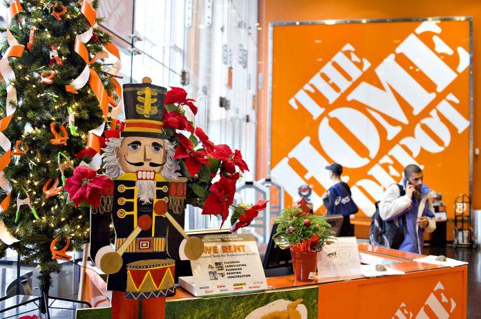 Home Depot adapts Black Friday, holiday shopping season to pandemic era