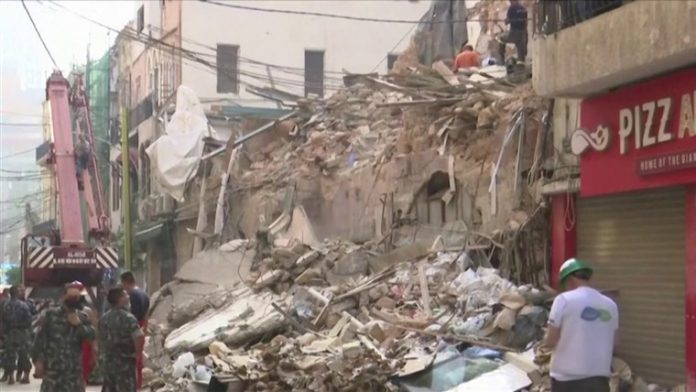 Hopes dashed as search for Beirut blast survivor ends