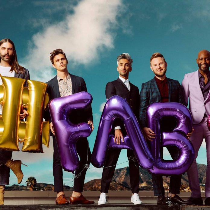How Queer Eye Struck Gold With Its Fab Five - E! Online