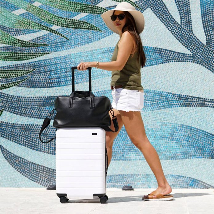 Hurry, Away Luggage's 50% Off Sale Ends Soon! - E! Online