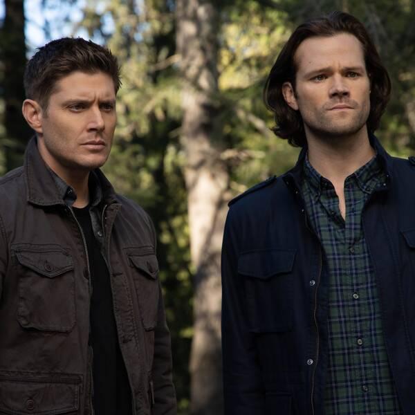 Jensen Ackles & Jared Padalecki Mark Final Day of Supernatural - E! Online