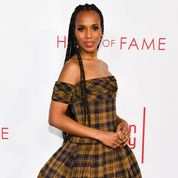 Kerry Washington's Best Red Carpet Looks Deserve an Award of Their Own - E! Online