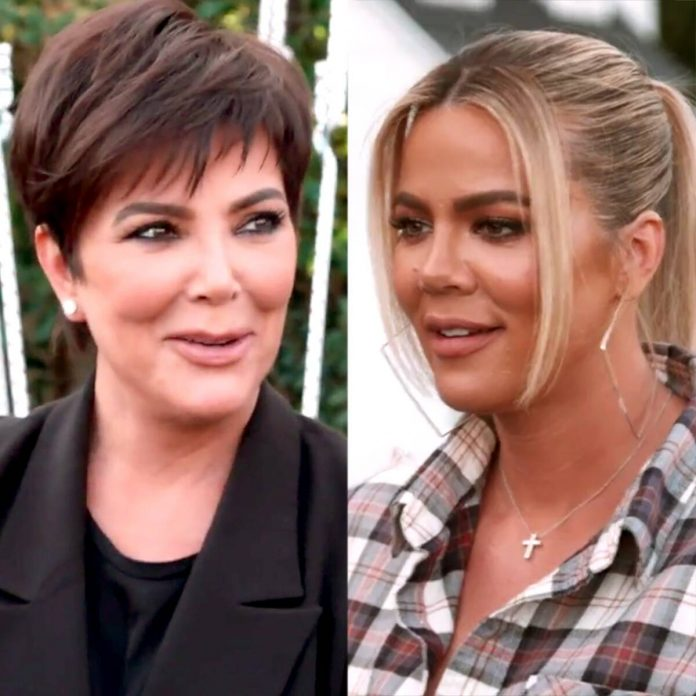 Khloe Kardashian & Scott Disick Pull the Ultimate Prank on Kris Jenner - E! Online