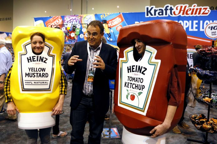 Kraft Heinz targets $2 billion in cost cuts, sets long-term goals