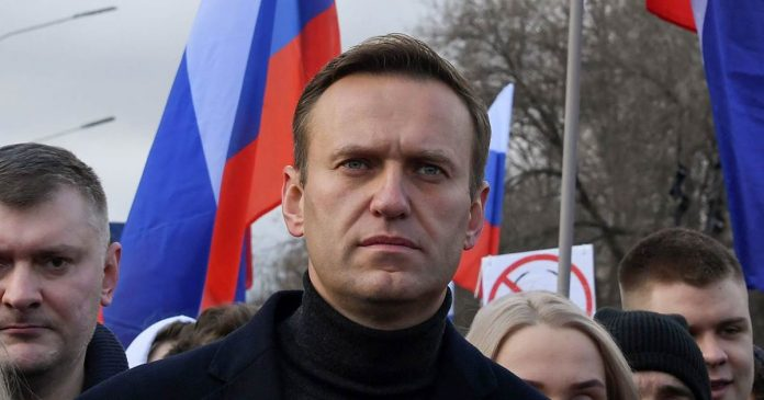 Kremlin critic Navalny no longer in coma as condition improves after poisoning