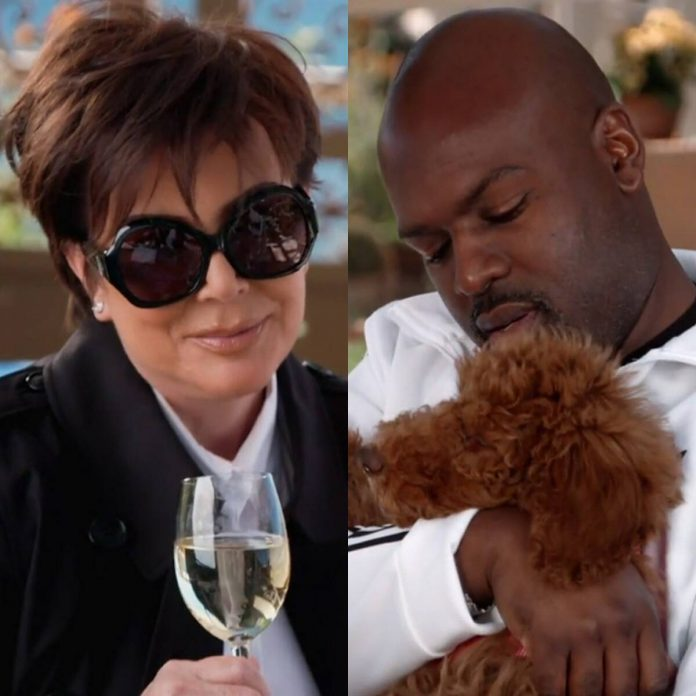 Kris Jenner Is Jealous of the New Lady in Corey Gamble's Life - E! Online