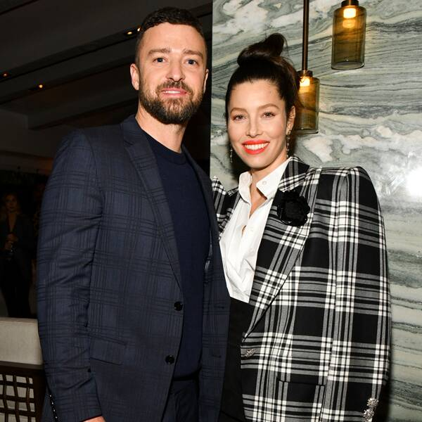 Lance Bass Dishes on Justin Timberlake and Jessica Biel's Baby Boy - E! Online
