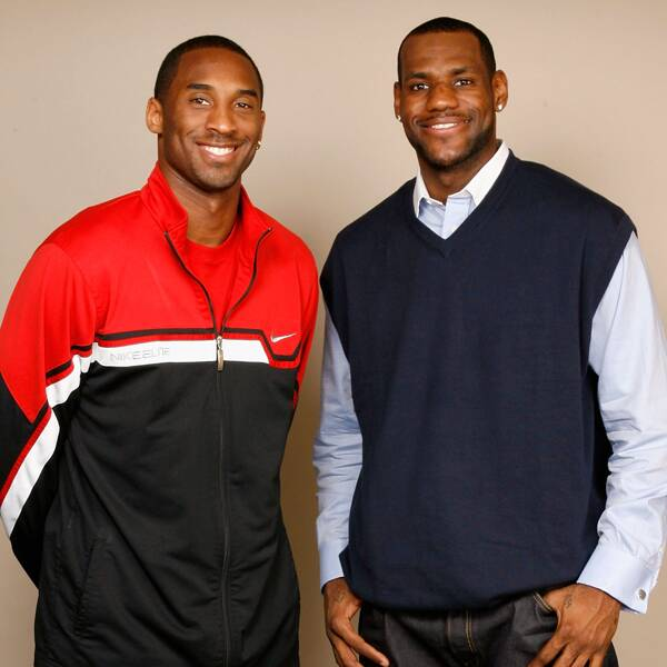 LeBron James Reveals the Moment He'll Always Regret About Kobe Bryant - E! Online