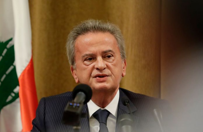 Lebanon central bank governor refuses to step down over economic crisis