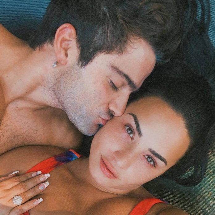 Max Ehrich Knew About Demi Lovato Split Before Tabloids, Source Says - E! Online