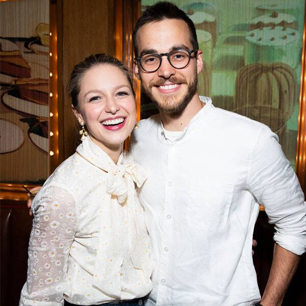Melissa Benoist Gives Birth, Welcomes First Baby With Chris Wood - E! Online
