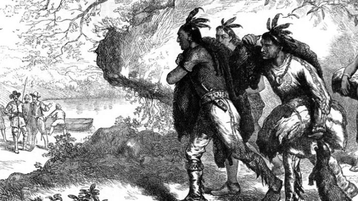 Native Americans reclaim history 400 years after Mayflower landing