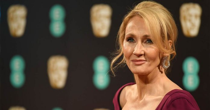 New J.K. Rowling book raises more allegations of transphobia