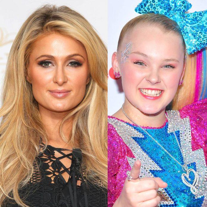 Paris Hilton and Jojo Siwa Just Swapped Looks - E! Online