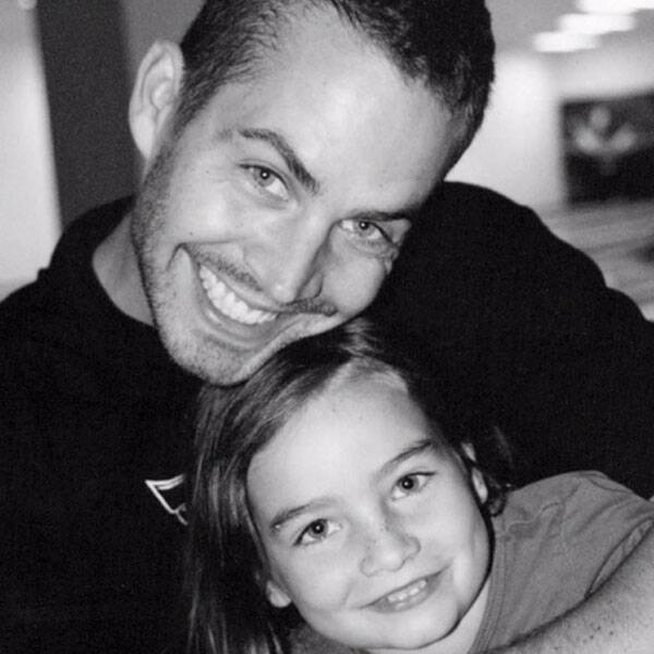 Paul Walker's Daughter Meadow Honors Her Late Father On His Birthday - E! Online