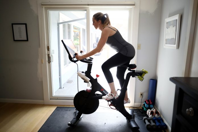 Peloton (PTON) reports fiscal Q4 2020 earnings, sales beat