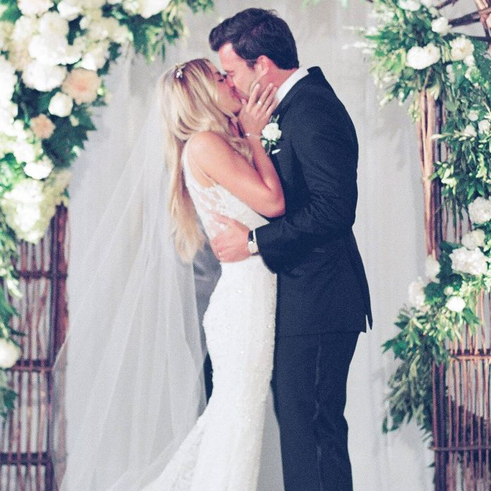 Remember When Lauren Conrad Had the Wedding of Our Pinterest Dreams? - E! Online