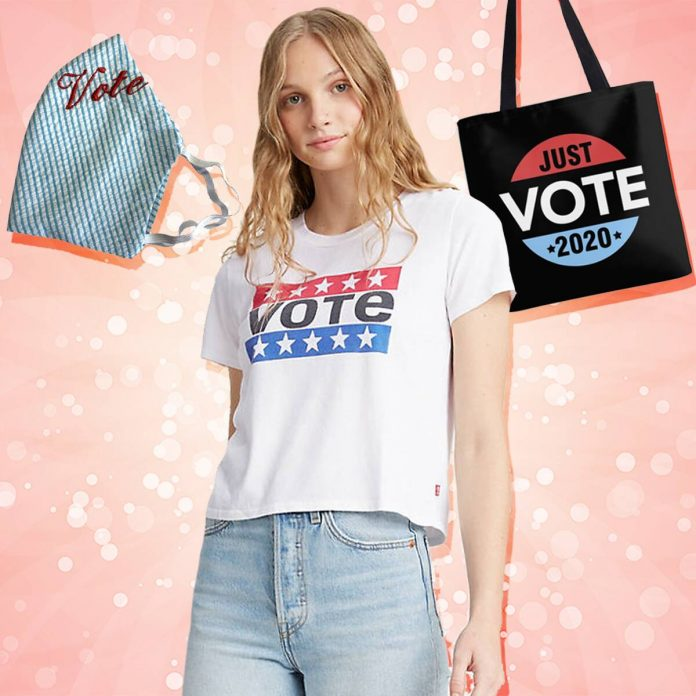 Rock the Vote in This Election-Inspired Merch - E! Online