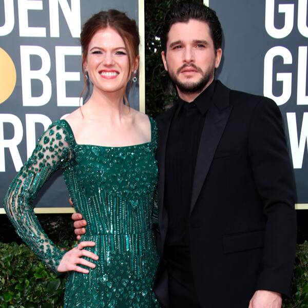 Rose Leslie Is Pregnant, Expecting Her First Baby With Kit Harington - E! Online