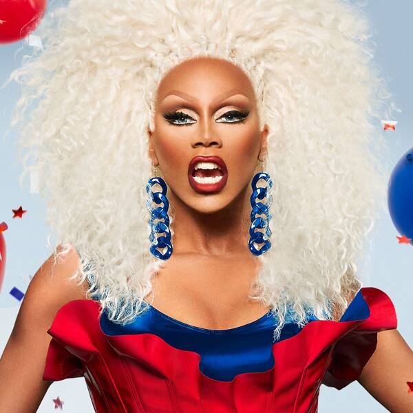 RuPaul Makes History With Fifth Emmy Award Win for Drag Race - E! Online