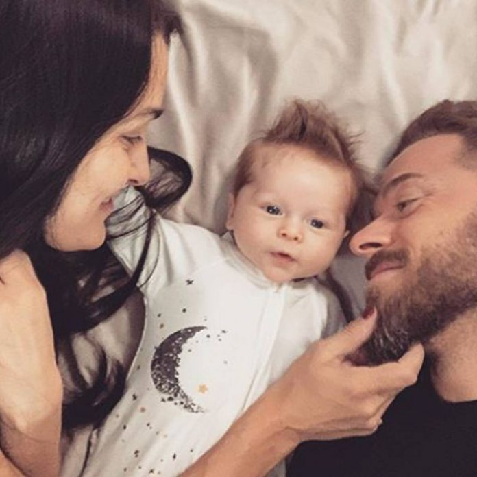 See Nikki Bella & Artem Chigvintsev's Cute New Pics With Son Matteo - E! Online