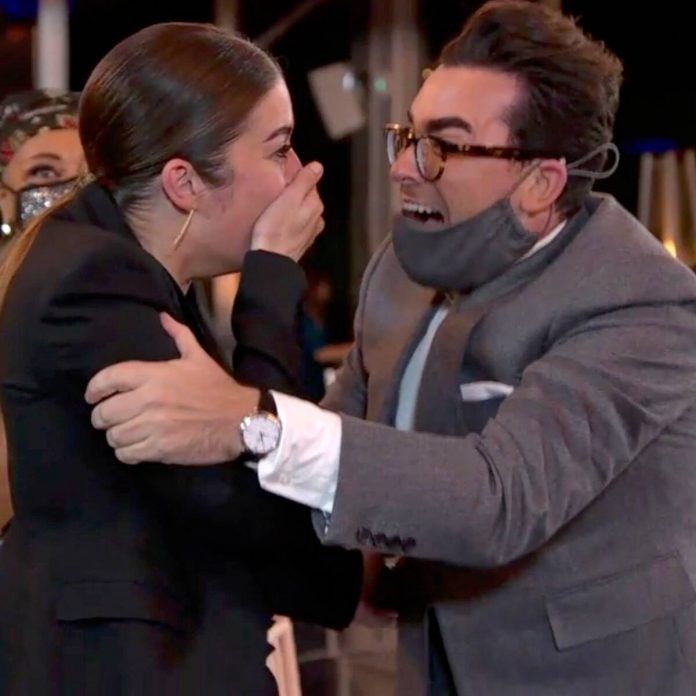 See the Best Candid Moments Caught on Camera at the 2020 Emmys - E! Online