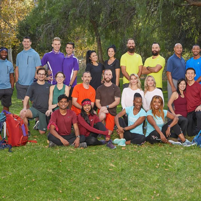 See the Cast of The Amazing Race Season 32 - E! Online