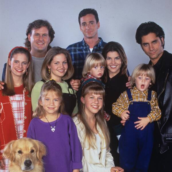 See the Full House Cast Reunite for the Sweetest Cause - E! Online