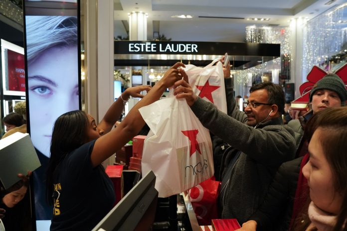 Shop 'safe and early' during holidays