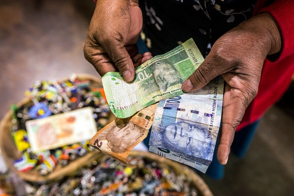South Africa's rand will rally into year-end with risks priced in