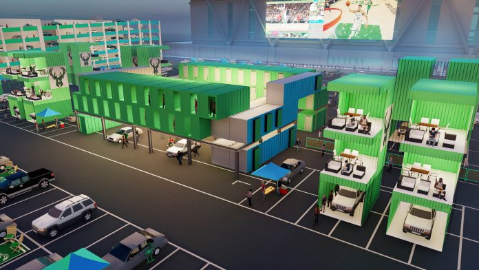 Sports teams investing in new ways for fans to tailgate amid covid