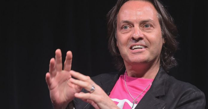 T-Mobile's CEO stepping down, Ford reveals electric Mustang - Video
