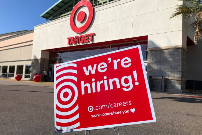 Target to hire 130,000 holiday workers, jobs to focus on online orders