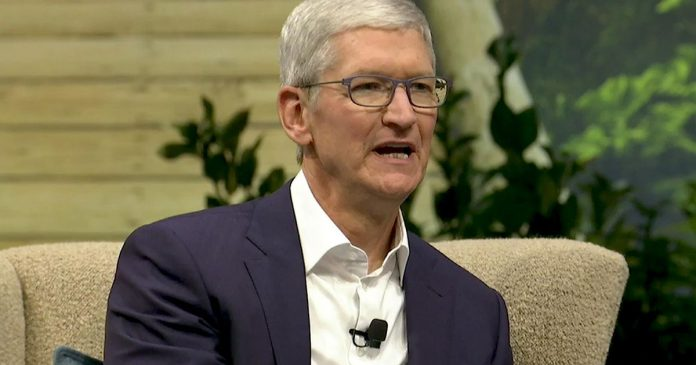 Tim Cook shares memories of Steve Jobs - Video