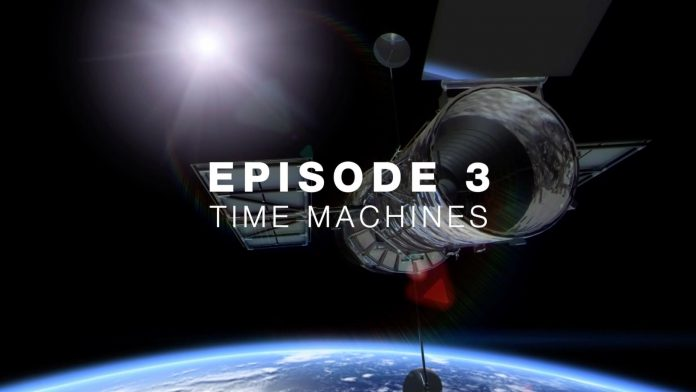 Time Machines [Eye in the Sky Video Miniseries]