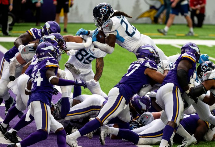 Titans, Vikings shut down in-person activities after NFL's first Covid-19 outbreak