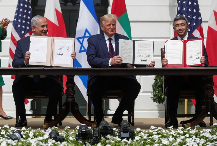 UAE, Bahrain, Israel deals offer chance at peace