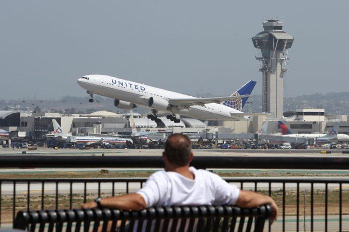 United adds Google-backed map to help travelers find flights for coronavirus era